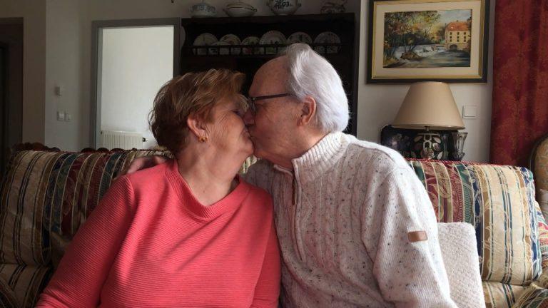 Mariés depuis 60 ans !