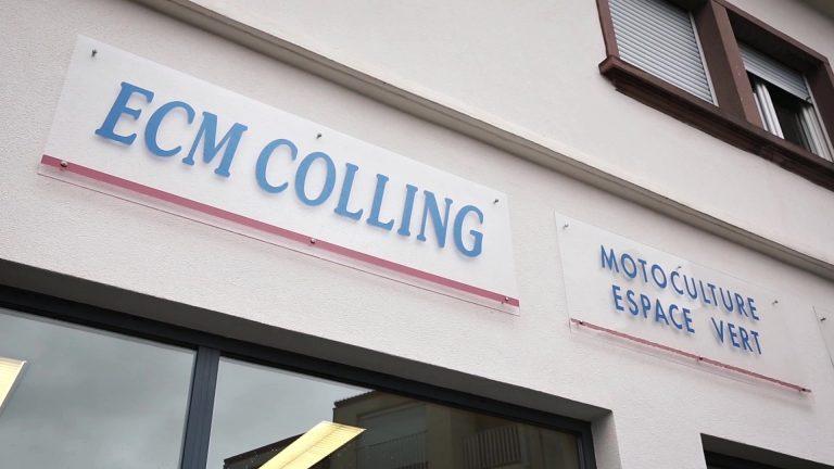ECM Colling, électroménager, chauffage et motoculture