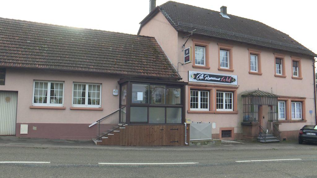 Le nouveau restaurant de Reyersviller