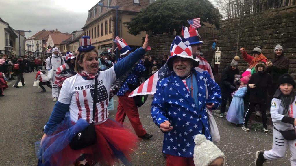Un week-end sous le signe du Carnaval Un weekend sous le signe du Carnaval
