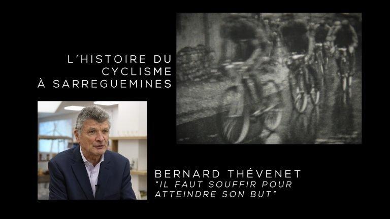 Bernard Thévenet se confie