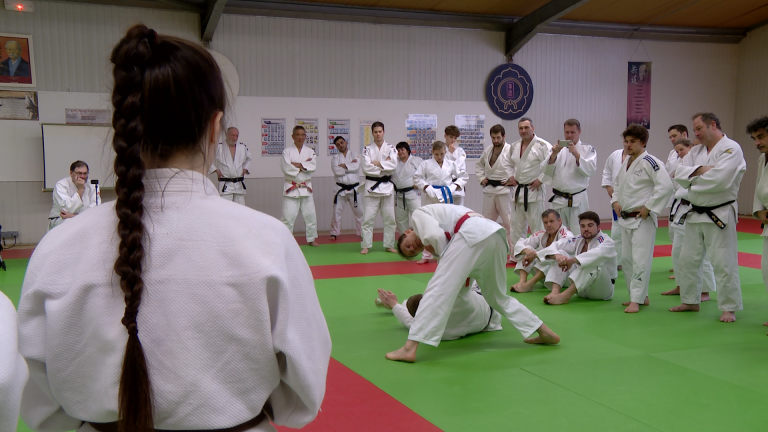 Aqua cross, handibasket et judo