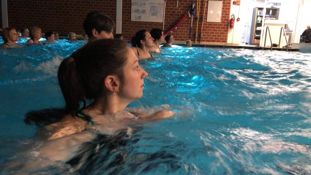 Aqua mystère à la piscine de Sarralbe