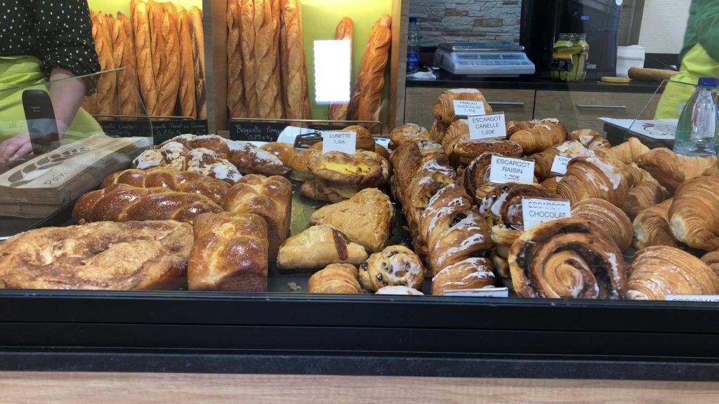 Nouvelle boulangerie-pâtisserie à Ippling