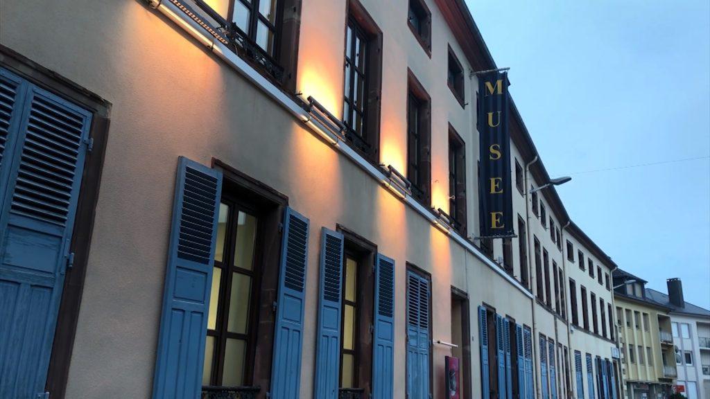 Programmation 2020 des musées de Sarreguemines