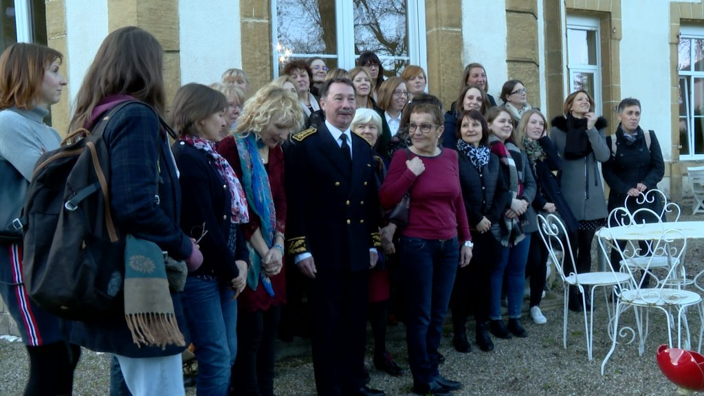 Le sous-préfet a honoré les femmes de culture