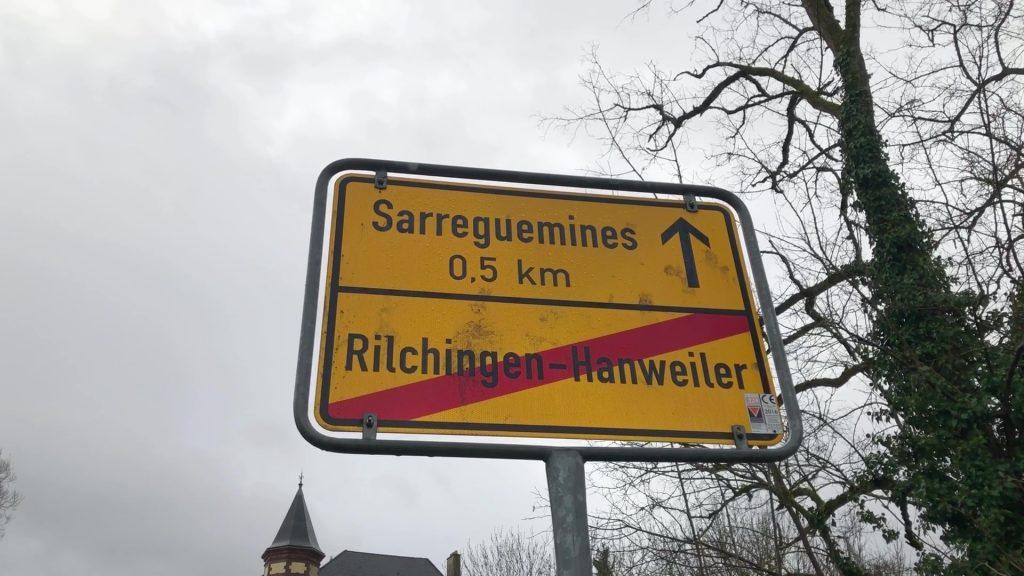 Zone à risque : quid des frontaliers ?