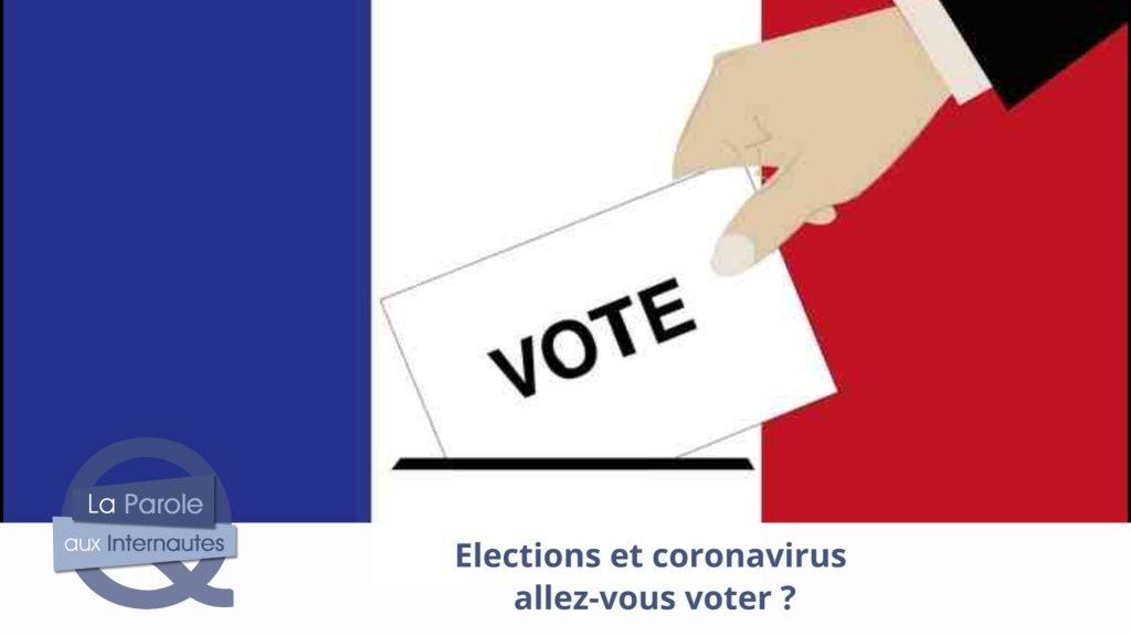 Coronavirus : allez-vous vous rendre aux urnes ?