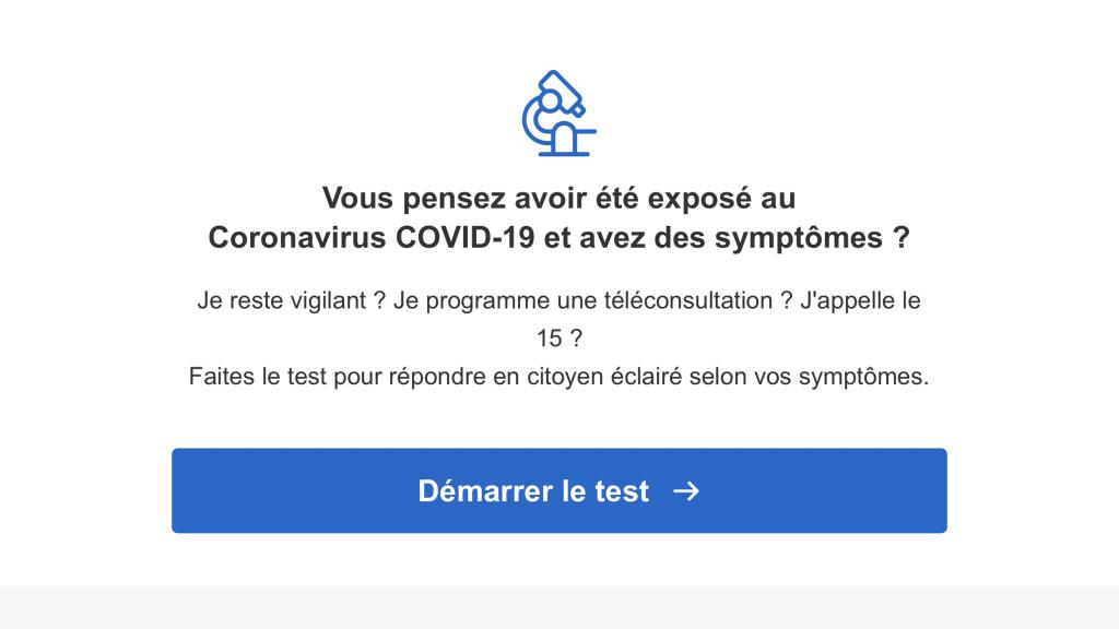 Coronavirus.fr