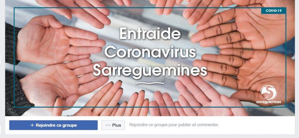 Entraide coronavirus Sarreguemines