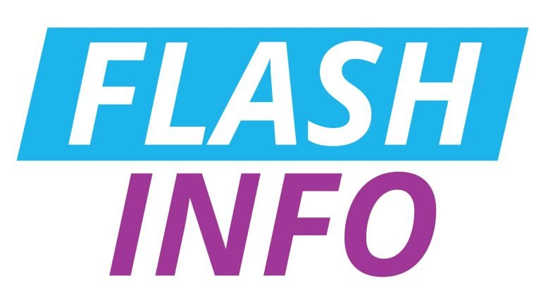 Logo Flash info