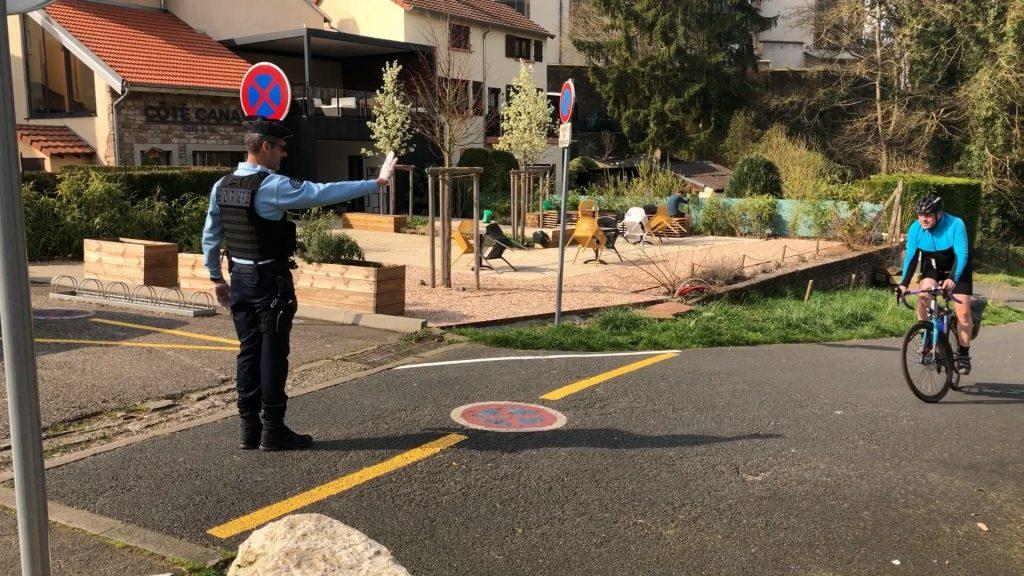 Durcissement des contrôles de police