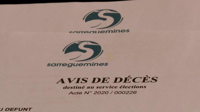 Hausse de la mortalité à Sarreguemines