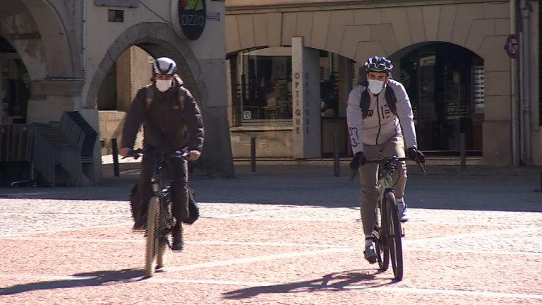 La solidarité à bicyclette