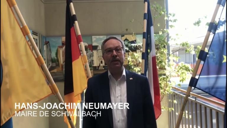 Les maires sarrois adressent un message aux français