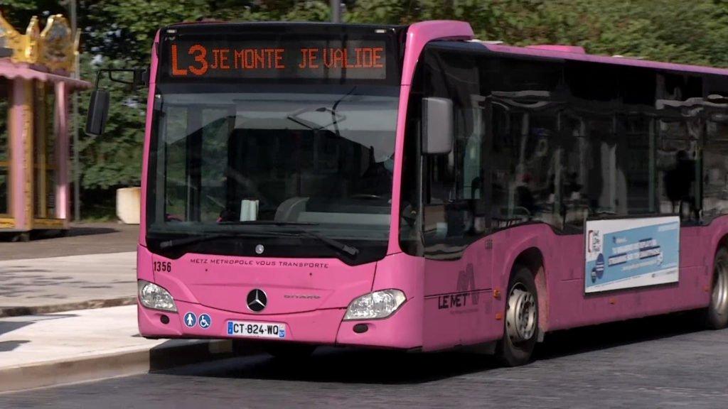 """Réseau Le Met"""" : appel au civisme dans les bus messins"""