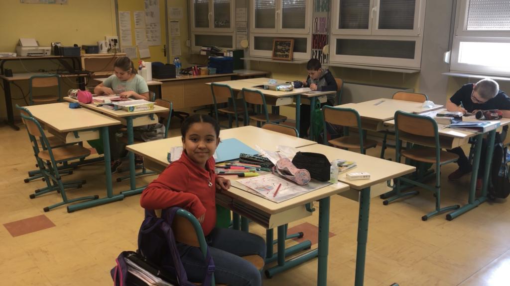 15% des élèves de retour à l'école à Sarreguemines