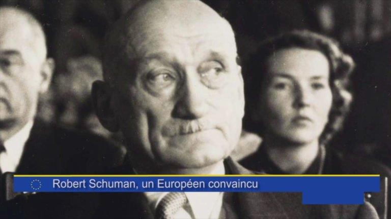 Robert Schuman, un européen convaincu