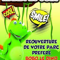 La réouverture de Bobo le Dino c'est pour très bientôt !