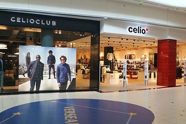 Celio demande à être placé sous procédure de sauvegarde