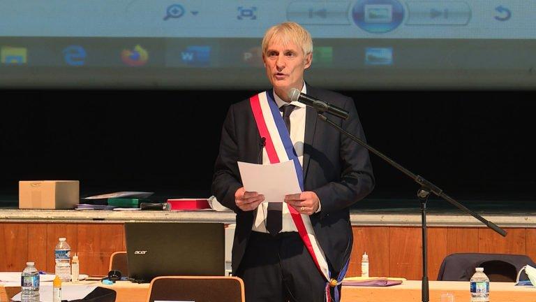Benoît Kieffer, nouveau maire de Bitche