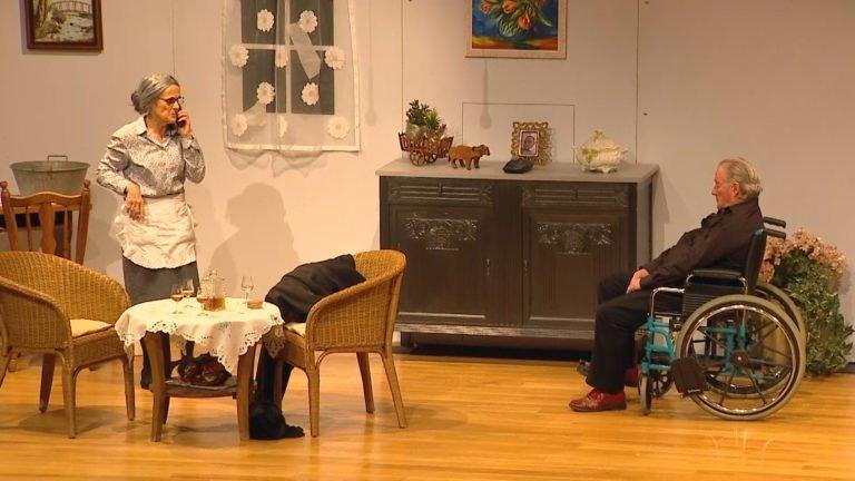 Théâtre grundviller : E Frack voll Fric