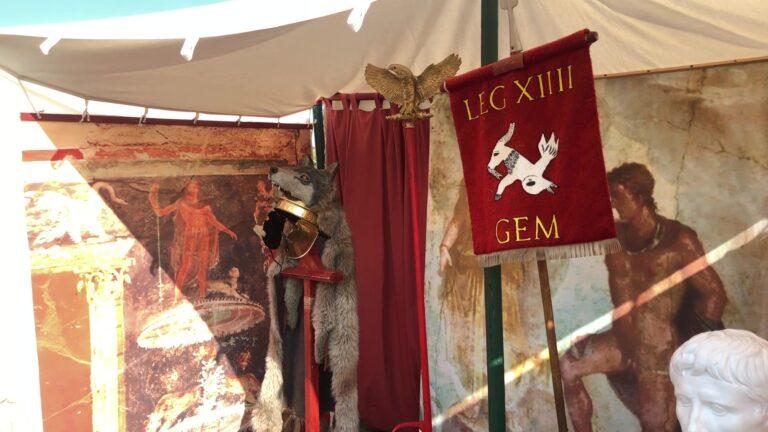 Immersion dans le patrimoine antique