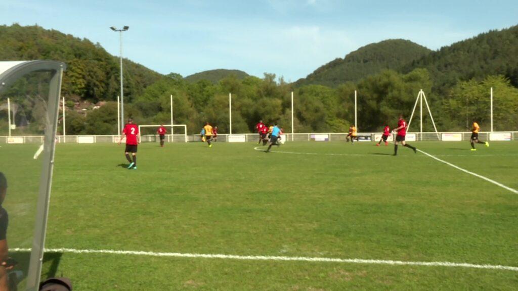 Match historique pour le club de Philippsbourg