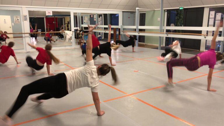 Hip Hop à l'école de danse de Bitche