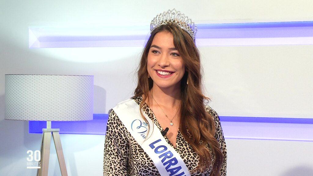 Rencontre avec Miss Lorraine 2020