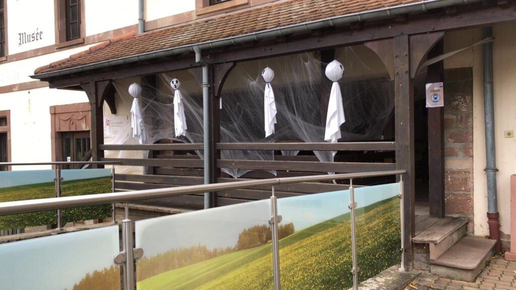Halloween au Moulin d'Eschviller