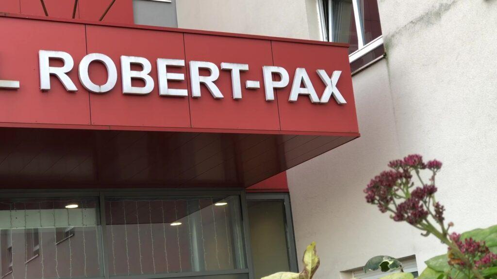 Situation épidémiologique à l'hôpital Robert-Pax