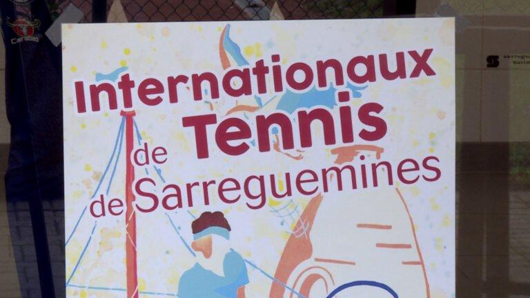 Internationaux de tennis stoppés