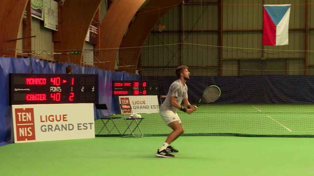 Les internationaux de tennis de Sarreguemines