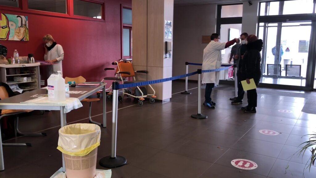 Vigilance à l'hôpital Robert-Pax