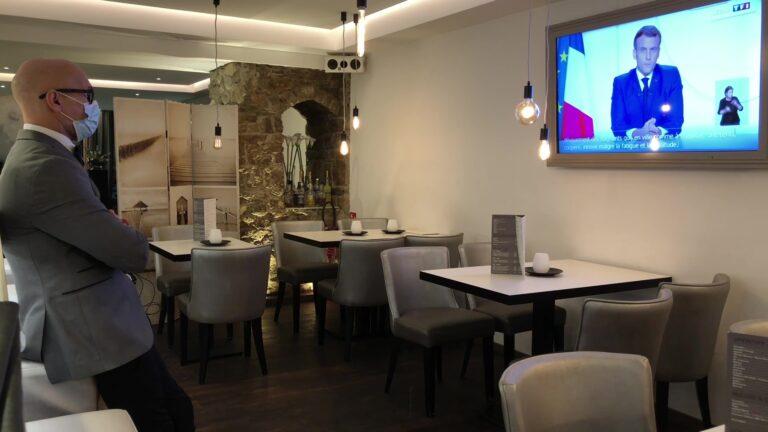 Les restaurants feront partie des derniers à rouvrir