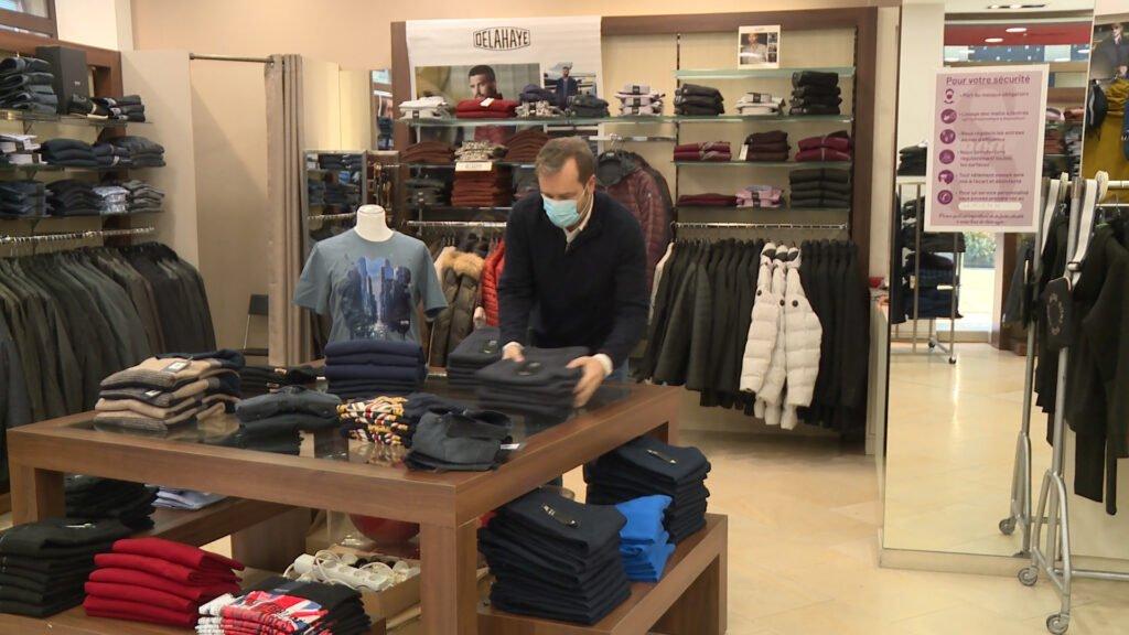 """Les commerçants de produits dits """"non essentiels"""" se préparent à la réouverture"""