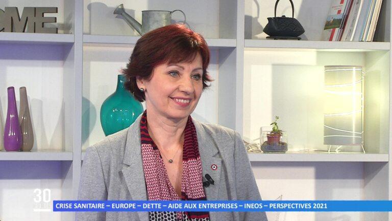 Crise sanitaire - Europe - Dette - Aide aux entreprises - Ineos - Perspectives 2021