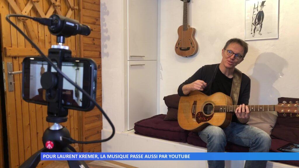Des tutos guitares made in Laurent Kremer