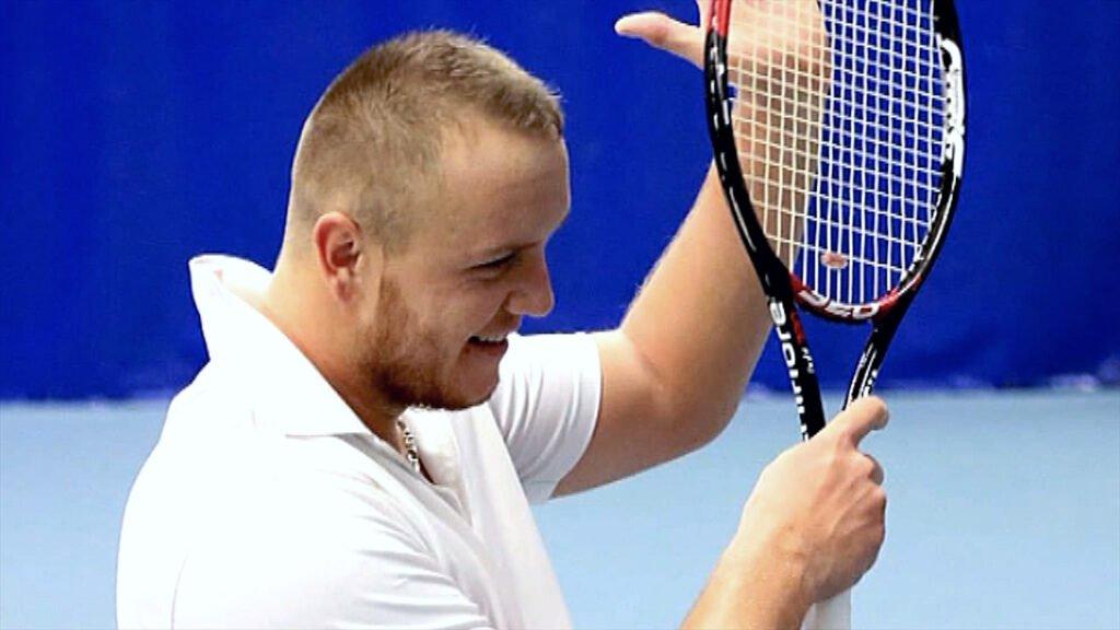 Tennisman en quarantaine : Nicolas Peifer se prépare à l'Open d'Australie