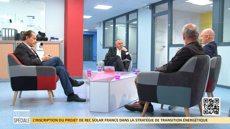 Table-ronde - Débat REC Solar
