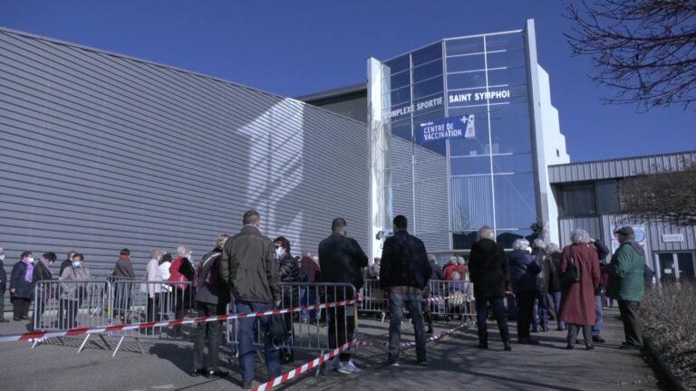 Le complexe Saint-Symphorien de Metz se transforme en centre de vaccination éphémère
