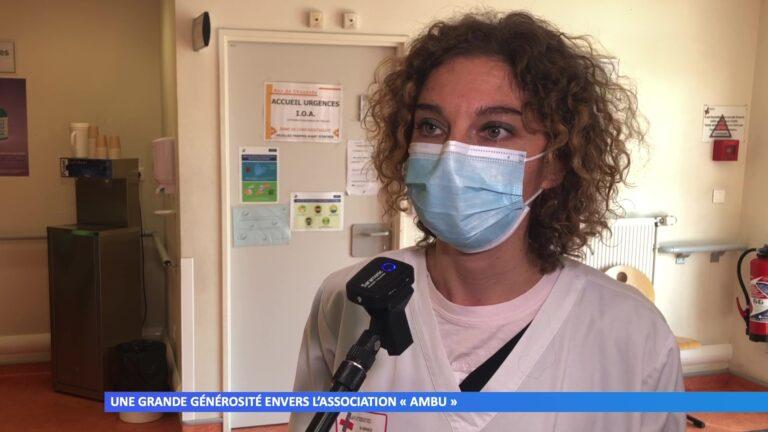 Plusieurs milliers d'euros de dons pour « AMBU »