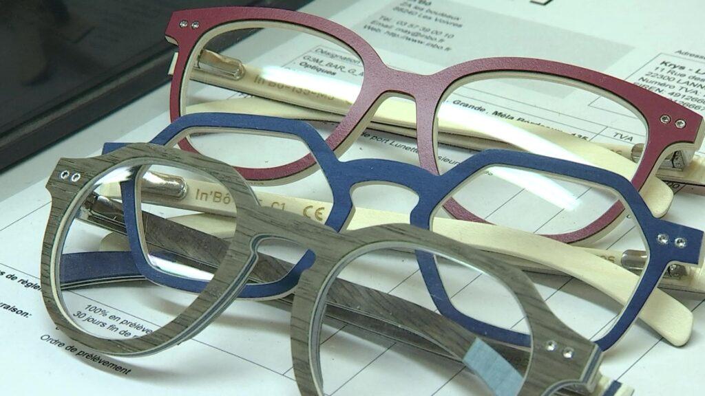 Les lunettes en bois, une tendance made in Vosges