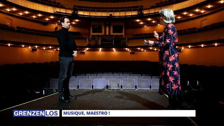 Grenzenlos : Musique, maestro !