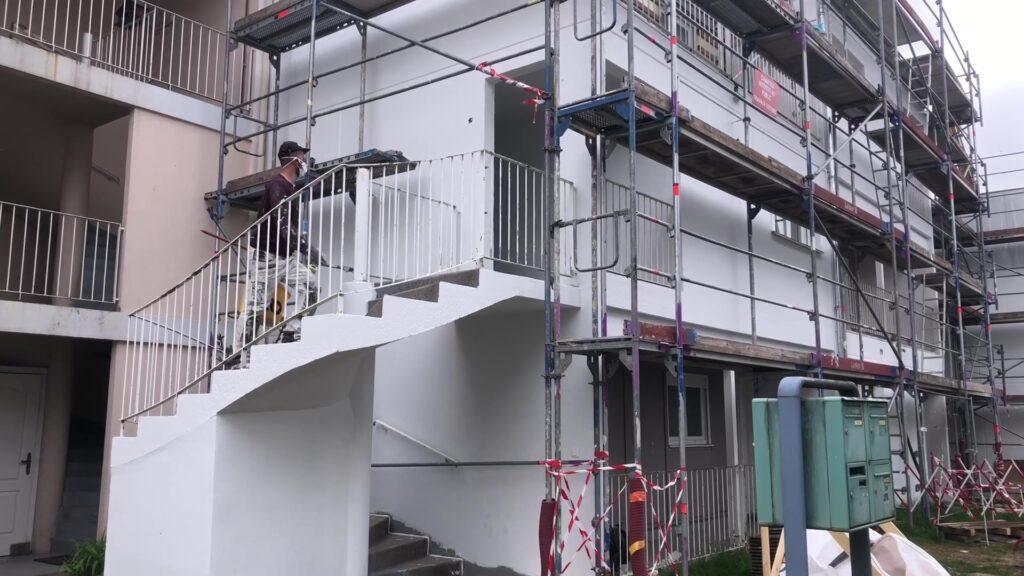 Logiest réhabilite des appartements à Puttelange-aux-Lacs