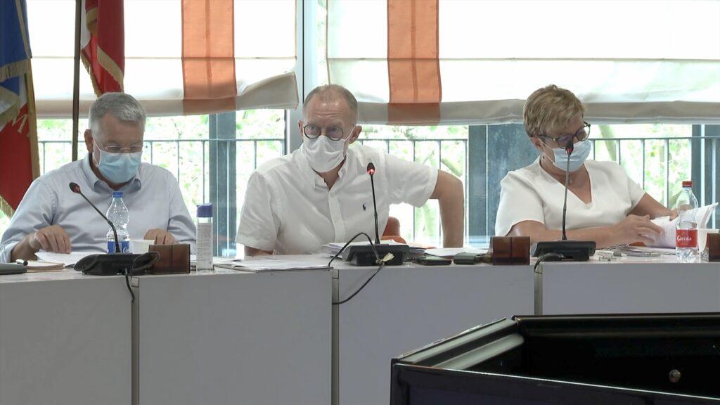 Conseil municipal express pour un seul point, rectificatif, à l'ordre du jour à Sarreguemines