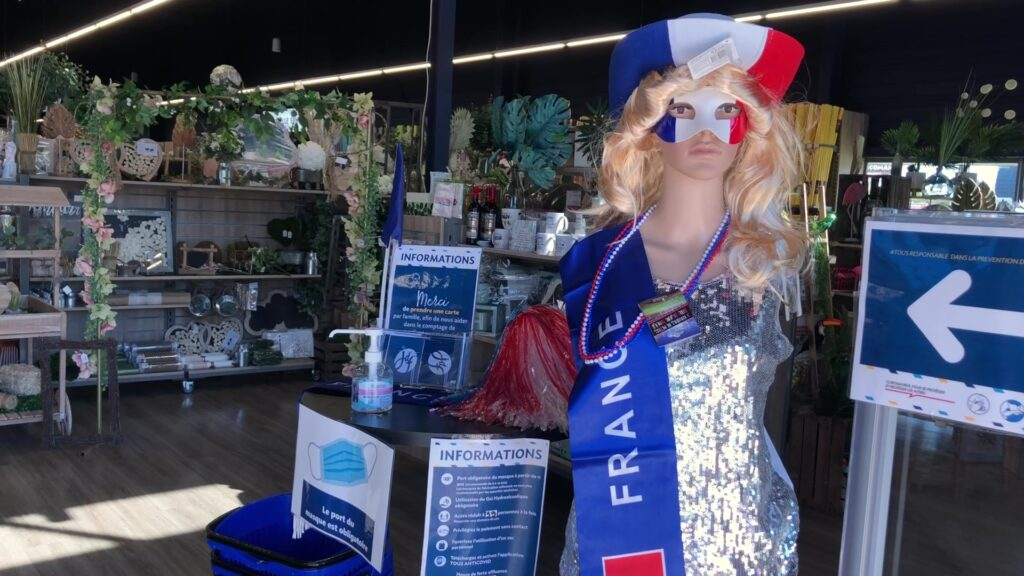 Durant l'Euro de football, sport et économie font bon ménage