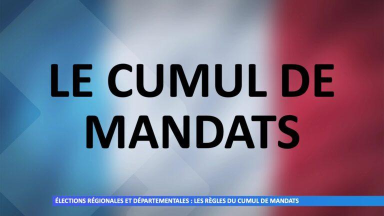 Élections régionales et départementales : les règles du cumul de mandats