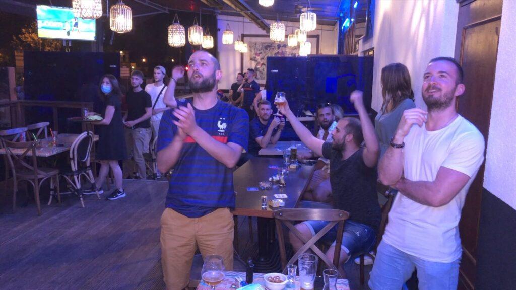 La France bat l'Allemagne pour son premier match de l'Euro